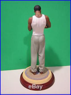 PROUD PAPA sculpture by Thomas Blackshear NEW in BOX with COA Ebony Visions