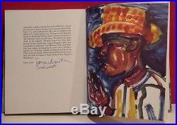 Poems of the Caribbean-Signed by Derek Walcott/Romare Bearden-LEC-1/2000-Litho