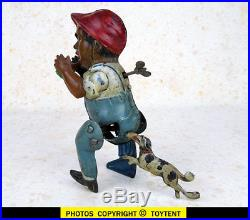 Poor Pete early German version Gunthermann dog chasing watermelon boy SEE MOVIE