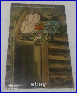 Pre-ww1 Black-americana Post Card