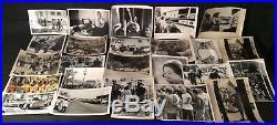 RARE 1971 PONTIAC MICHIGAN BUS RIOTS Press Photo Lot 87 RACIST African-American