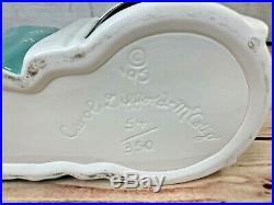 RARE 1995 CAROL GIFFORD MAE TAG MAMMY COOKIE JAR Black Americana 54/350