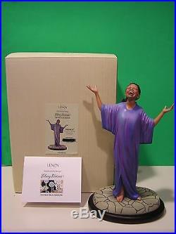 REJOICE sculpture by Thomas Blackshear NEW in BOX withCOA Ebony Visions