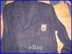 Rare 1952 Helsinki Olympics Gold Medal Winner Mae Faggs Competition Clothing +