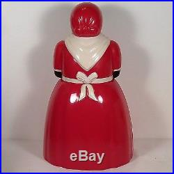 Rare Aunt Jemima Cookie Jar by F & F Mold & Die Works Buy It Now