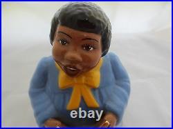 Rare J. C. Miller Limited Edition Choir Woman Black Americana Cookie Jar Unmarked