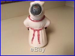Rare Vintage Ceramic Aunt Jemima Mammy Laundry Clothes Water Sprinkler Bottle
