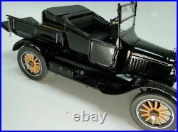 Rare Vintage Classic Antique Pickup Truck Car Concept Metal Model T Ford Promo