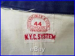 Rare Vintage New York Central System Railroad Pullman Porters Uniform Jacket