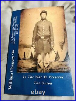 Rhode Island 14th Regiment Heavy Artillery Colored Gorham Union Civil War Goblet