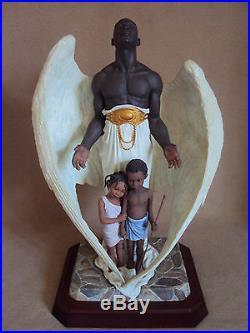 SALE WAS $695 Thomas Blackshear Ebony Visions THE GUARDIAN NEW