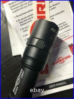 SUREFIRE M600DF Scout Light Black DEVGRU DELTA CAG MARSOC COLT GLOCK geissele
