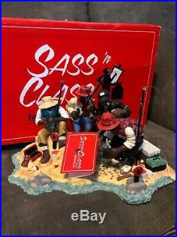 Sass'N Class By Annie Lee It Was This Big FIG. RETIRED