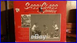 Sass n Class by Annie Lee DOUBLE DUTCH Figurine in Original Box-VERY RARE