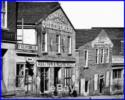Slave Auction House Photo 8X10 Atlanta GA 1864 B&W Buy Any 2 Get One FREE
