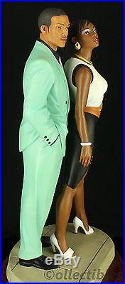 THOMAS BLACKSHEAR EBONY VISION 15 MIN WAIT New in Box BY BLACKSHEAR