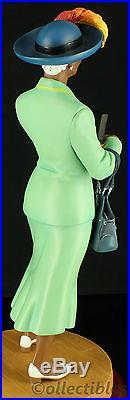 THOMAS BLACKSHEAR MOTHER NELDA EBONY VISION FIGURINE FIRST ISSUE LIMITED EDITION