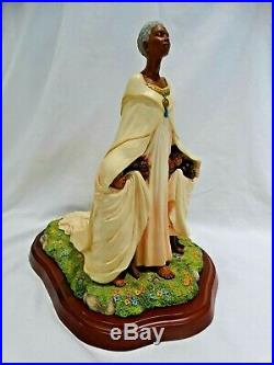 THOMAS BLACKSHEAR THE COMFORTER LIMITED EDITION FIRST ISSUE WithCOA