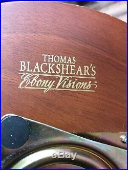 THOMAS BLACkSHEAR's EBONY VISION PRAISE