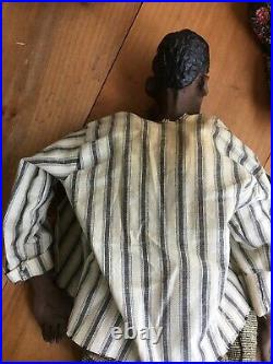 TOBIAS AND NETTIE, Daddys Long Legs Collectible Dolls Black Americana Dolls