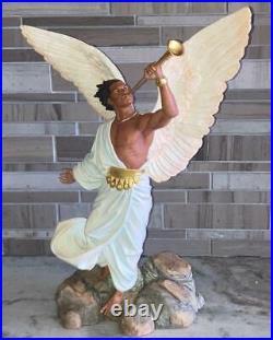 The Angel Gabriel By Thomas Blackshear, Ebony Visions MEMBERS ONLY The Nativity