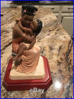 Thomas Black Shears Ebony Vision Figurine The Nurturer