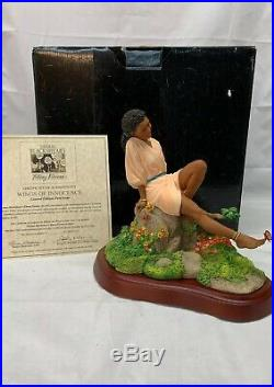 Thomas Blackshear Collectible Wings of Innocence Limited Edition First Issue Box