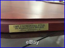 Thomas Blackshear Ebony Vision The Enchanted Piper Complete Set Figurines