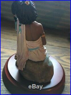 Thomas Blackshear Ebony Visions 37015 The Dreamer Beta Issue No Box Limited 2000