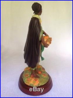 Thomas Blackshear Ebony Visions Autumn New In Box