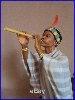 Thomas Blackshear Ebony Visions COMPLETE ENCHANTED PIPER SIGNED