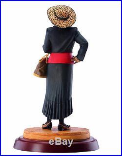 Thomas Blackshear Ebony Visions GO ON WITH YOUR BAD SELF Figure 819050 Lenox New
