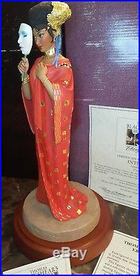 Thomas Blackshear Ebony Visions Intimacy First Issue Limited Edition New In Box