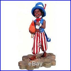 Thomas Blackshear Ebony Visions Jamboree Parade Jay Jay and Cluck Military Edt