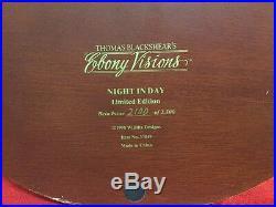 Thomas Blackshear Ebony Visions Night In Day Limited edition Beta issue 2100