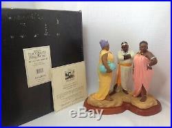 Thomas Blackshear Ebony Visions Oh No She Didn't With Box And Coa Signed