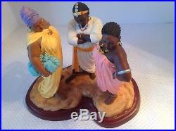 Thomas Blackshear Ebony Visions Oh No She Didnt, Oh Yes She DID - Signed
