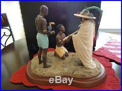 Thomas Blackshear Ebony Visions RITE OF PASSAGE Limited Edition with COA