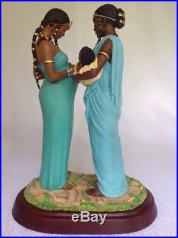 Thomas Blackshear Ebony Visions Sisters Forever In Motherhood