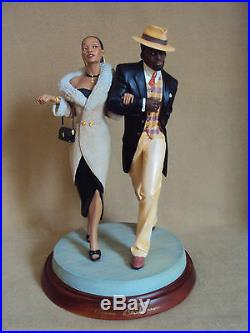 Thomas Blackshear Ebony Visions Steppin Out ARTIST PROOF SIGNED NUMBERED RARE