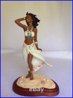 Thomas Blackshear Ebony Visions Summer New In Box