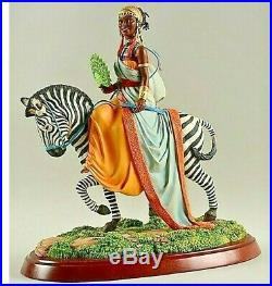 Thomas Blackshear Ebony Visions The African Queen Figurine