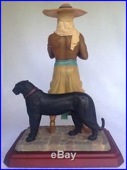 Thomas Blackshear Ebony Visions The Protector