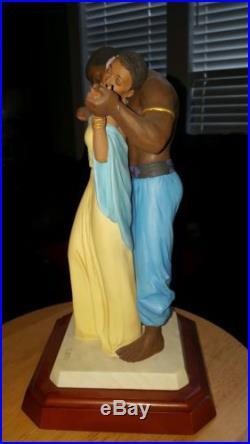 Thomas Blackshear Ebony Visions The Tender Touch 10.5 Tall Mint Romance