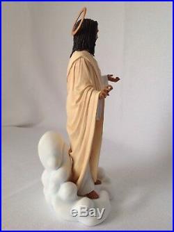 Thomas Blackshear Ebony Visions Universal Lord I Hold The Key Box And Coa