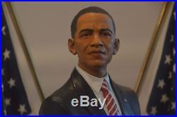 Thomas Blackshear PRESIDENT OBAMA Ebony VisionsPresidential EdCOANIBSIGNED