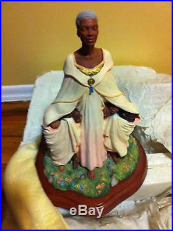 Thomas Blackshear-The Comforter- Ebony Visions-Limited Edition First Issue-1997