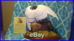 Thomas Blackshear's 2003 Limited Ed. Figurine- Under The Shelter Of His Wings