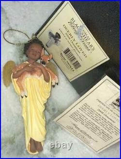 Thomas Blackshear's EBONY VISIONS DEERLY LOVED 2008 Limited Edition 7976124 NIB