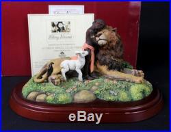 Thomas Blackshear's Ebony Visions A Child Shall Lead Them 37025 Figurine NR DBP